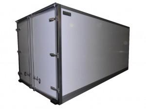 izotermická nástavba izo25