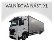 valníková nástavba XLc